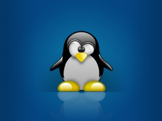 可爱小企鹅xp主题